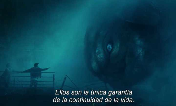 "Trailer de ""Godzilla 2"""