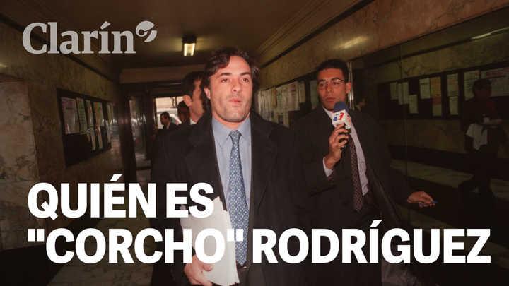 """""""Corcho"""" Rodríguez: de Susana a los cuadernos de la corrupción"""