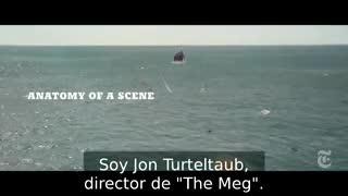 Anatomía de una escena | 'The Meg'