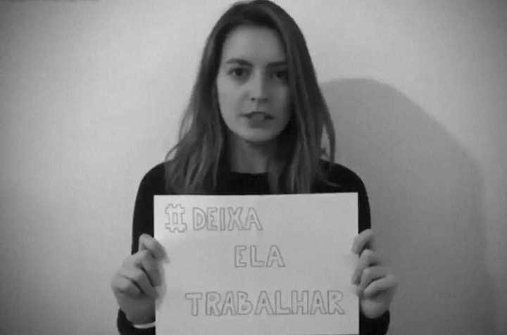 Periodistas deportivas brasileñas se movilizan contra el acoso