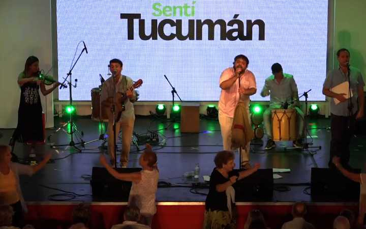 Jornada tucumana en Espacio Clarín