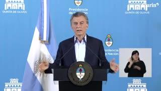 """""""Creemos en la integración de Argentina con el Mundo"""""""