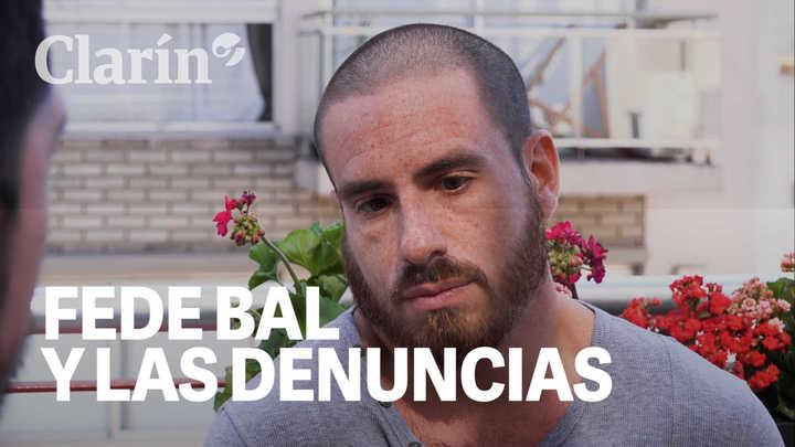 Federico Bal y la denuncia de Barbie Vélez por violencia de género