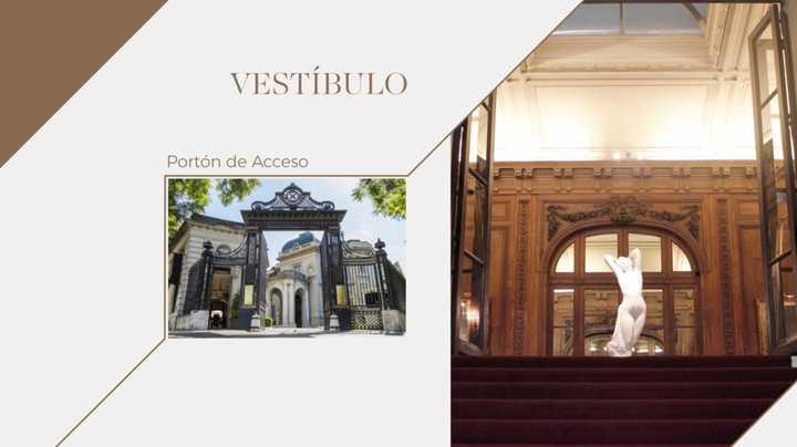 Los tesoros del Palacio Errázuriz, desde del Museo Nacional de Arte Decorativo (Gentileza MNAD) Parte 1