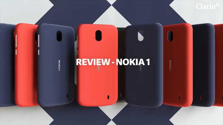 Nokia 1- así luce el teléfono económico de la compañía finlandesa
