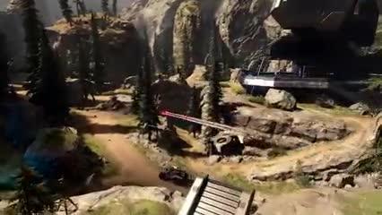 Video: Halo Infinite reveló su modo multijugador
