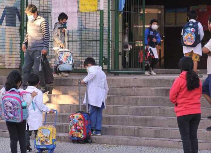 Video: El Gobierno lanzó una línea 0800 para recibir denuncias de docentes y padres por las clases presenciales