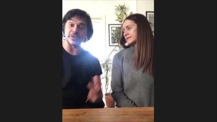 """Video: Marianela Núñez y Alejandro Parente, protagonistas de """"La viuda alegre"""" III"""