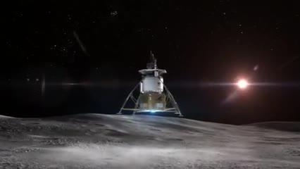 Video: El módulo de aterrizaje Descent Element en preparación para una misión de demostración