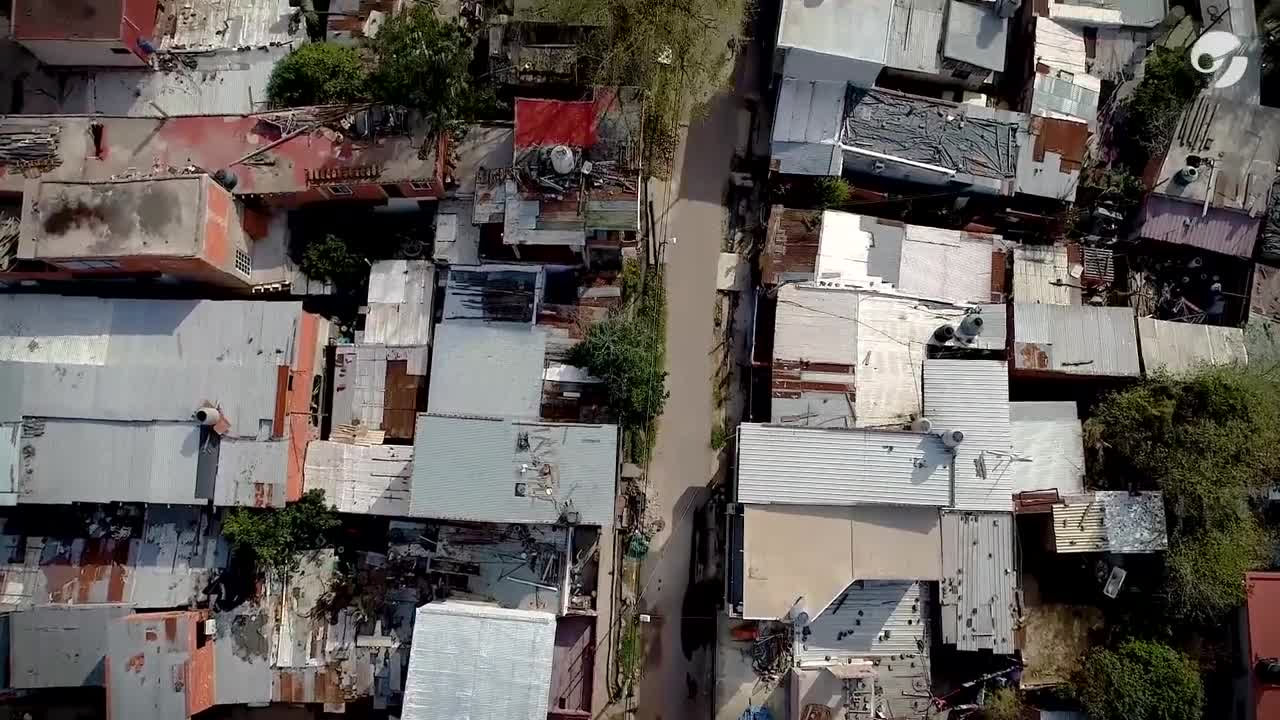 Coronavirus en Argentina: Recorrida en el Barrio Villa Itatí de Quilmes