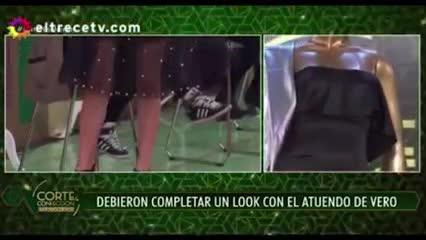 Video Escandalo En Corte Y Confeccion El Trece 15 06 2020 Clarin Com