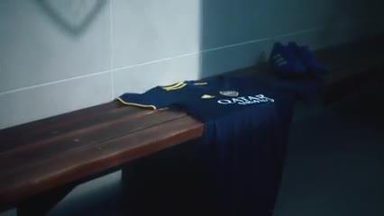 La nueva indumentaria de Boca que rememora la victoria ante Real Madrid en Tokio.
