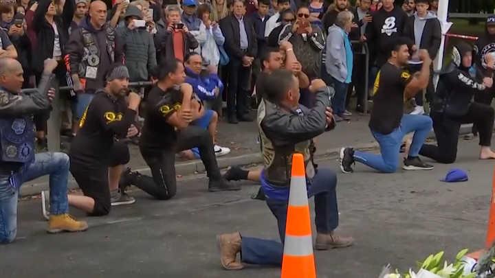Masacre En Nueva Zelanda: Masacre En Nueva Zelanda.