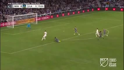 Video: Los Angeles Galaxy le ganó a Minnesota United y accedió a las semifinales del Oeste en la MLS