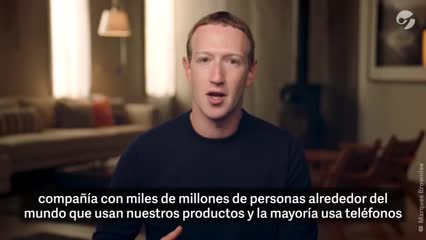 Video: Mark Zuckerberg usa teléfonos Samsung