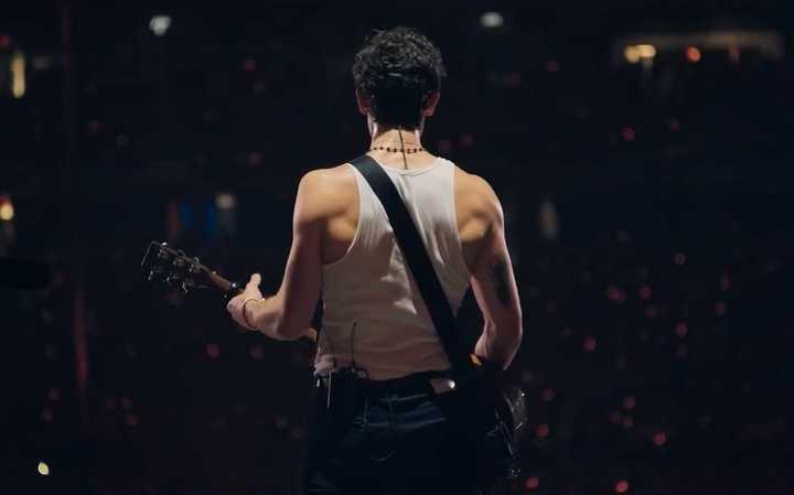 Video: trailer de Shawn Mendes: In Wonder