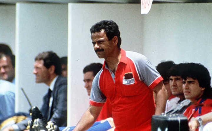 A 35 años de México 86 - Video: Cayetano Ré, el entrenador paraguayo que pasó a la historia por un récord inédito