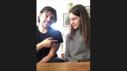 """Video: Marianela Núñez y Alejandro Parente, protagonistas de """"La viuda alegre"""" I"""