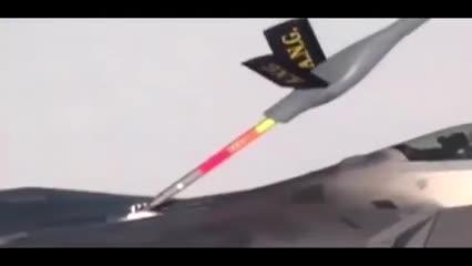 F-22 Raptor, el caza supersónico de la Fuerza Aérea de EE.UU.