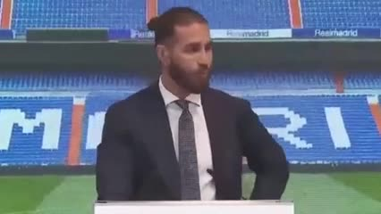 Despedida, tensión y lágrimas. Video: Qué dijo Sergio Ramos en su salida del Real Madrid