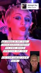 Video: Miley y Cody, separados, pero no peleados