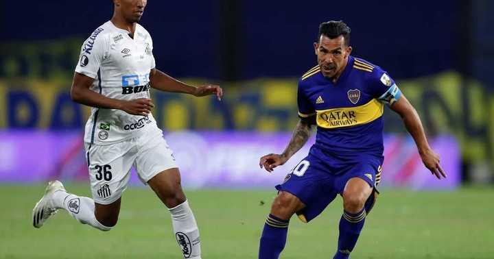 Santos - Boca por la Copa Libertadores. Video: horario y dónde ver en vivo el partido
