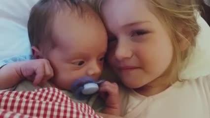 El tierno video de los hijos de Zaira Nara