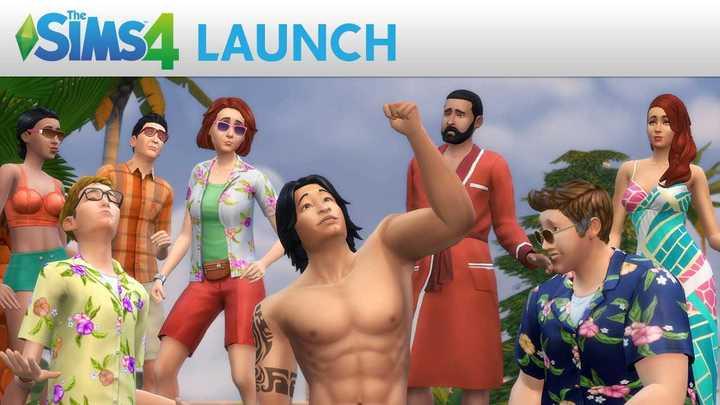 The Sims 4: el video del trailer oficial