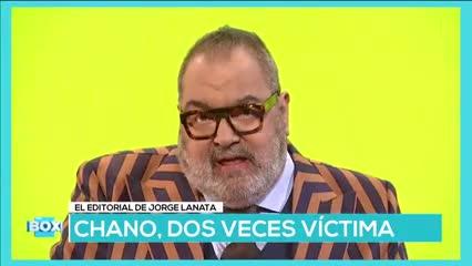 Video: El conmovedor editorial que Jorge Lanata le dedicó a Chano Charpentier