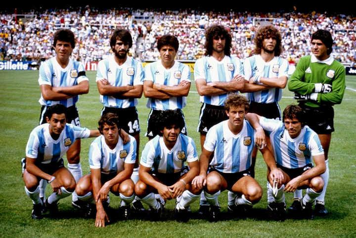Mundial México 1986. Video: Los otros 10 de Bilardo a la sombra de Maradona