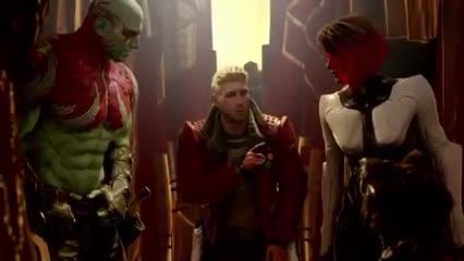 Tráiler de Guardians of the Galaxy