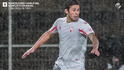 Audio: El llanto de un ex Boca que está jugando en Israel