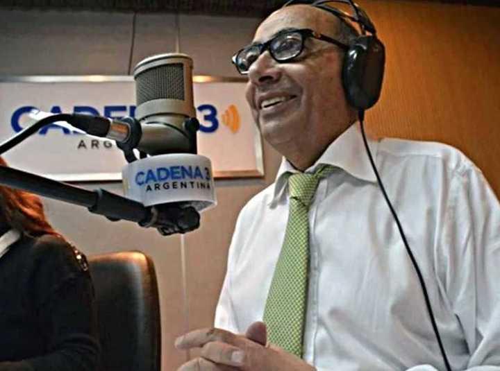 Murió Mario Pereyra ícono De La Radio Y Director De Cadena 3
