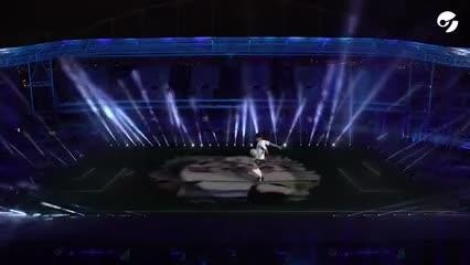 Video: El homenaje para Diego Maradona en la Copa América