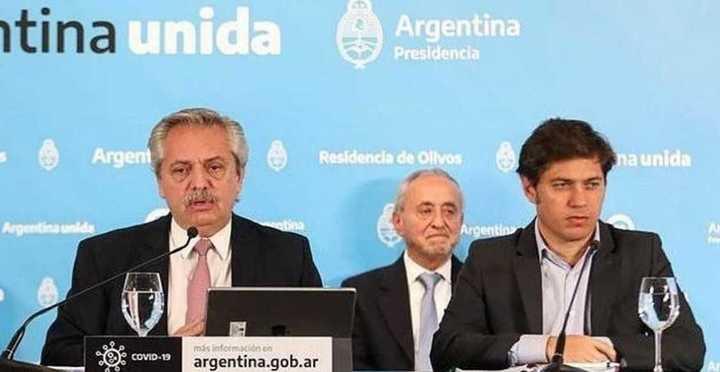 Coronavirus en Argentina. Video: siete meses de frases