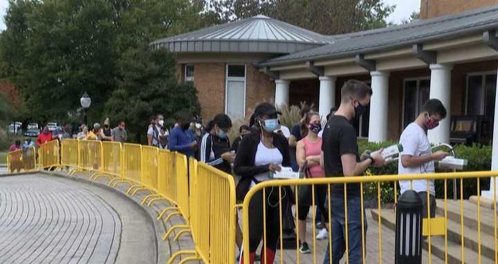 Elecciones en Estados Unidos - Video: Clarín en Pensilvania, de campaña  puerta a puerta por Joe Biden - 29/10/2020 - Clarín.com