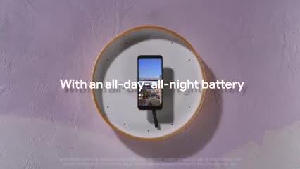 Video presentando el nuevo Google Pixel 3a
