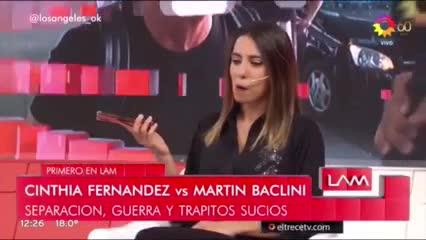 Video: ¿Martín Baclini contrató un call center para ganar en el