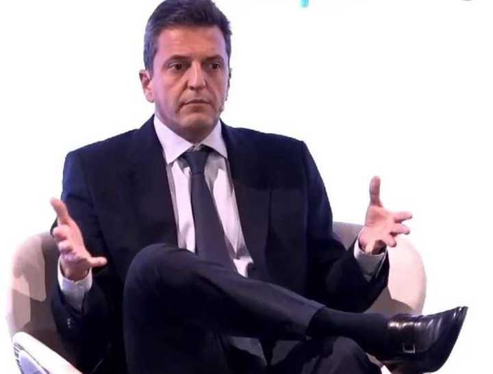 Video Cuál Es La Frase Impiadosa Que Apunta A Los Candidatos De Sergio Massa Para El Futuro Gabinete