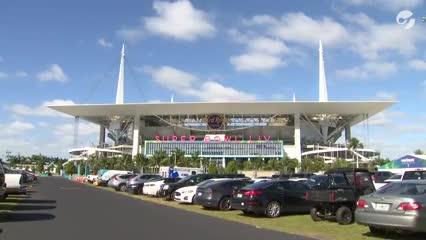 Video: Conocé la exclusiva suite del Hard Rock Stadium que cuesta 770.000 dólares para ver el Super Bowl