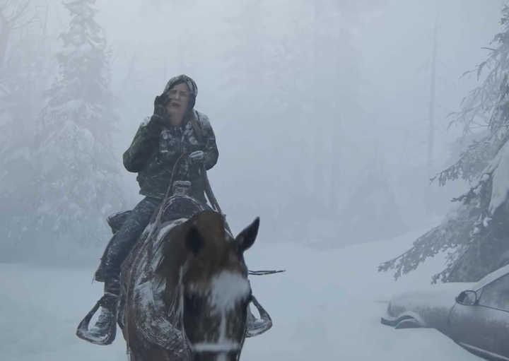 Video: el trailer de Last of Us 2