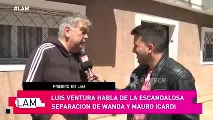 Luis Ventura definió de manera despectiva a las mujeres que tienen sexo con Icardi.