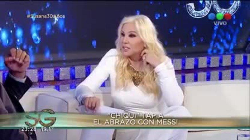 Chiqui Tapia habla de las chances argentinas para el Mundial.