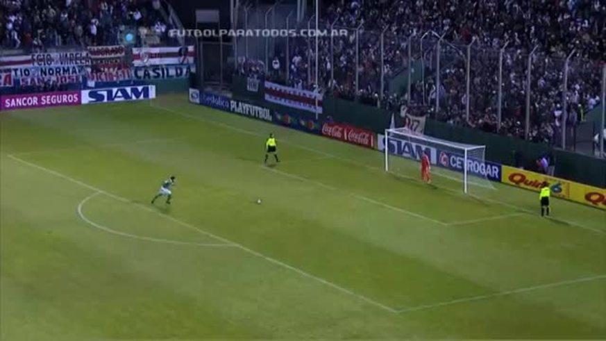 El partido que marcó el debut de Gallardo como DT en River