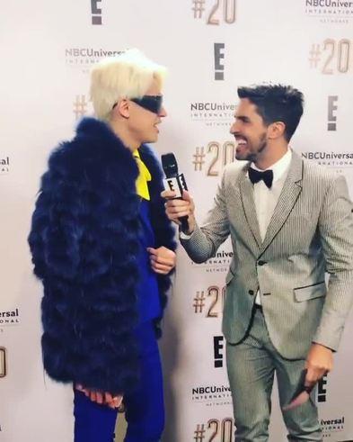 Santiago Artemis, el diseñador argentino que eligen las celebrities internacionales.