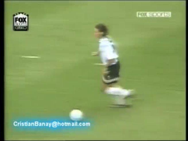 En Estados Unidos '94, Argentina le ganó 2-1 a Nigeria. (YouTube)