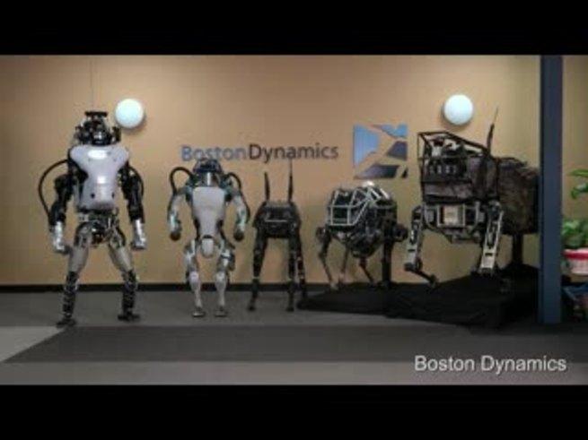 Boston Dynamics, la empresa de robótica de Google, presentó Atlas, el humanoide que terminará con miles de empleos en almacenes.