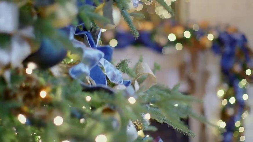 Los preparativos de Navidad en la Casa Blanca