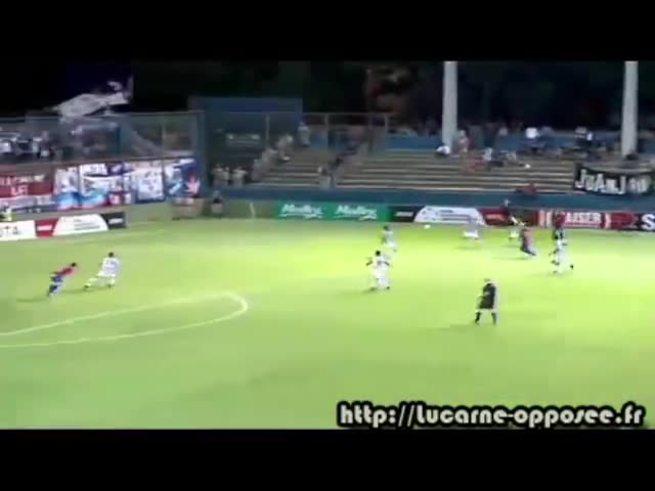 Mirá los goles de Libertad 2 - Nacional 1 en la LIbertadores.
