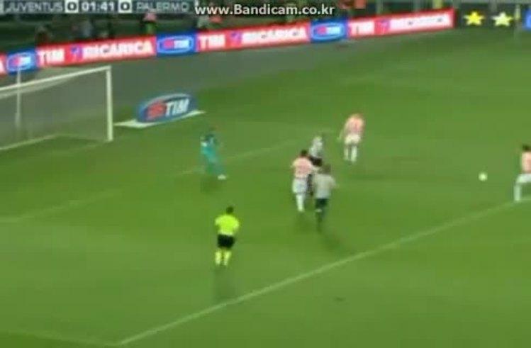 El gol de Pastore para Palermo. (Youtube.com)